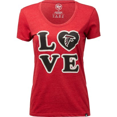 atlanta falcons women t shirts