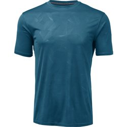 Men's Turbo Embossed Training T-shirt