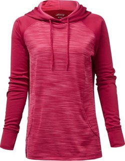 Women's Melange Pullover Fleece