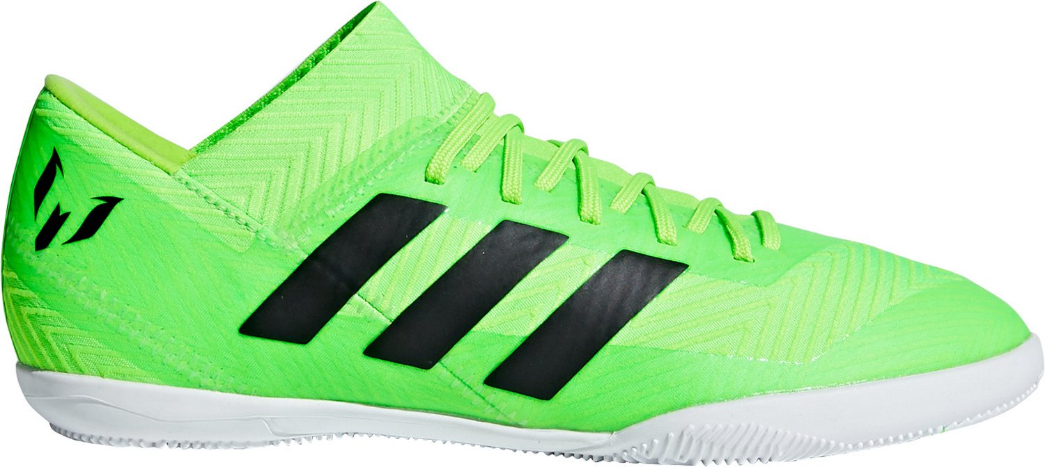 c0e501f2681 adidas Boys  Nemeziz Messi Tango 18.3 Indoor Soccer Shoes