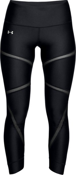 Under Armour Women's HG Fashion Ankle Leggings
