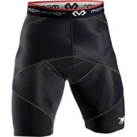 McDavid Men's Cross Compression Shorts with Hip Spica