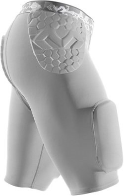 Adults' HEX Integrated 5-Pad Football Girdle