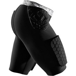 Men's HEX Dual-Density Thudd Football Shorts