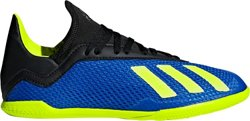 adidas Boys' X Tango 18.3 Indoor Soccer Shoes