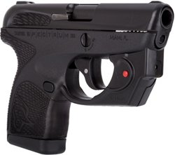 Taurus Spectrum .380 ACP Semiautomatic Pistol with Laser