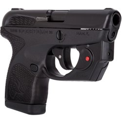 Spectrum .380 ACP Semiautomatic Pistol with Laser