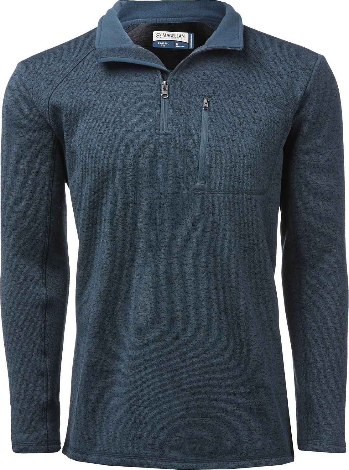 6ca71e4be Display product reviews for Magellan Outdoors Men's Hickory Canyon 1/4 Zip  Pullover