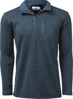 Men's Hickory Canyon 1/4 Zip Pullover