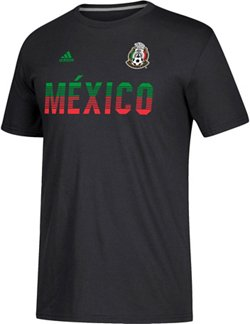 adidas Men's Go To Performance Mexico Soccer Team T-shirt
