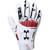 Under Armour Boys' Clean Up Culture Batting Gloves