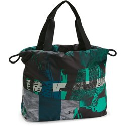 Women's Cinch Printed Tote Bag