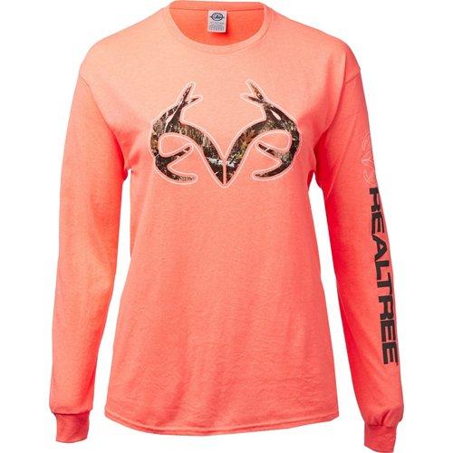 Realtree Women's Long Sleeve T-shirt
