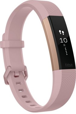 Fitbit Adults' Alta HR Fitness Wristband
