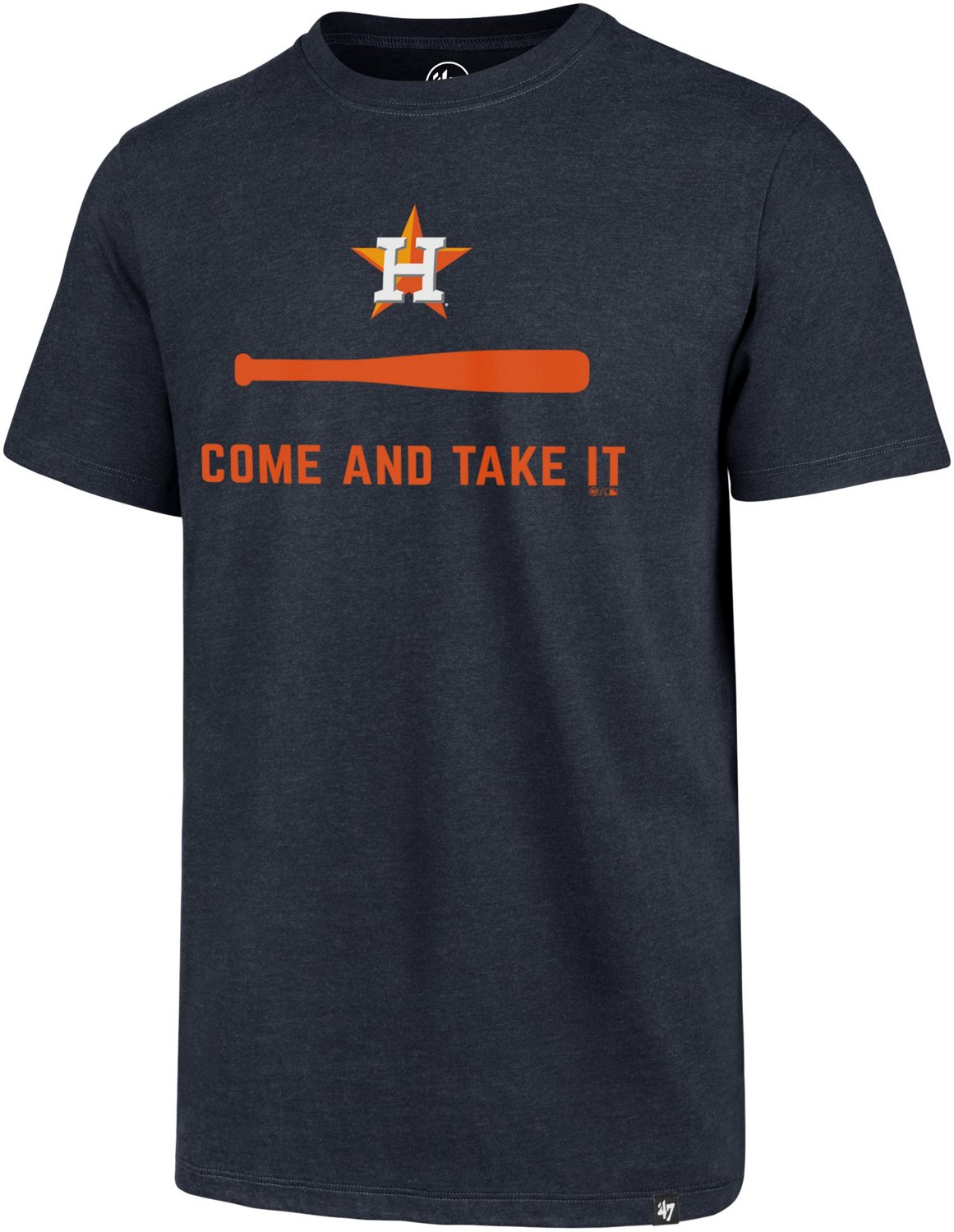 188daeaf '47 Men's Houston Astros Come and Take It T-Shirt | Academy