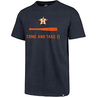 buy online 6be7b 2b32e '47 Men's Houston Astros Come and Take It T-Shirt