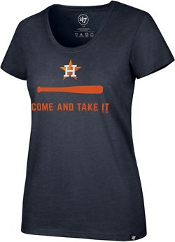 '47 Women's Houston Astros Come and Take It T-Shirt