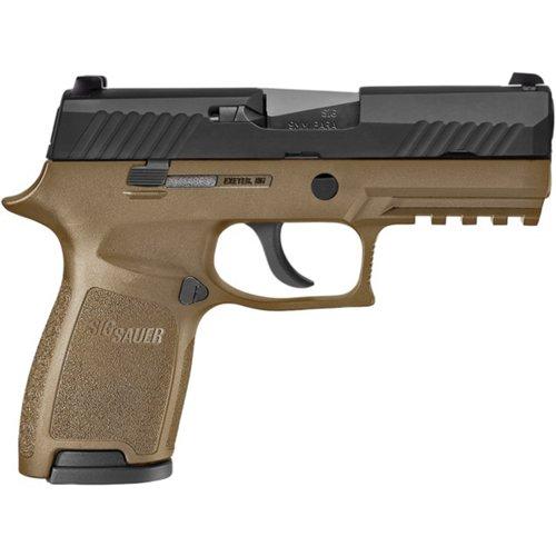 SIG SAUER P320 Compact 9mm Pistol
