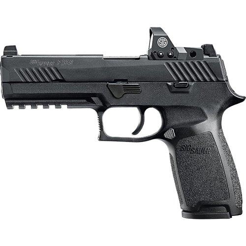 SIG SAUER P320 Full Romeo1 9mm Pistol