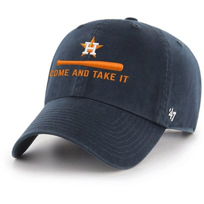 aa1fbf841543d 47 Brand Men s Houston Astros Come and Take It Clean Up Cap