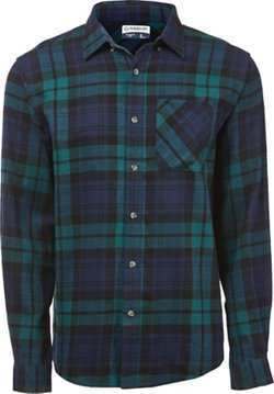 Magellan Outdoors Canyon Creek Long Sleeve Flannel Shirt