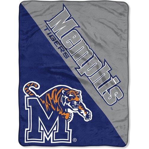 The Northwest Company University of Memphis Halftone Micro Raschel Throw
