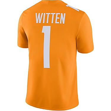 huge selection of b3fb0 68d44 Nike Men's University of Tennessee Jason Witten 1 Former Player Jersey