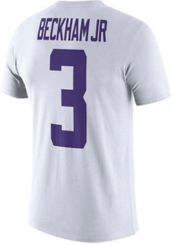 Nike Men's Louisiana State University Odell Beckham Jr. 3 T-shirt