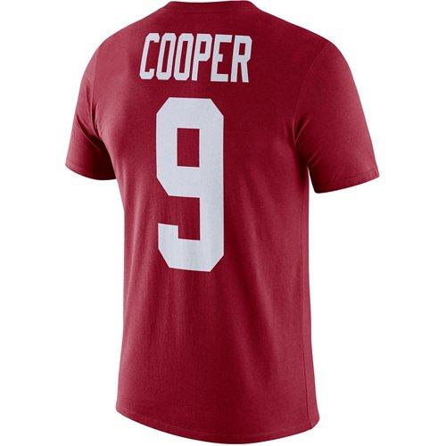 Nike Men's University of Alabama Amari Cooper 9 T-shirt