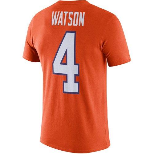 Nike Men's Clemson University Deshaun Watson 4 T-shirt