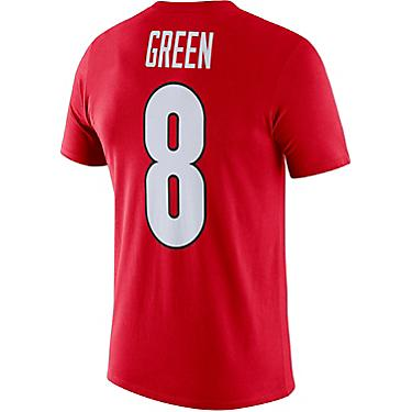 san francisco 029e0 e78cf Nike Men's University of Georgia A.J. Green 8 T-shirt