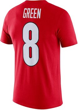 Nike Men's University of Georgia A.J. Green 8 T-shirt