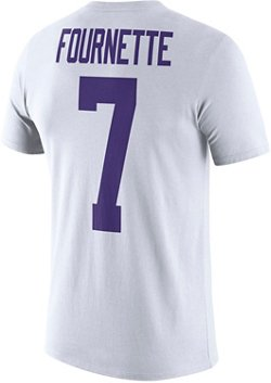Nike Men's Louisiana State University Leonard Fournette 7 T-shirt