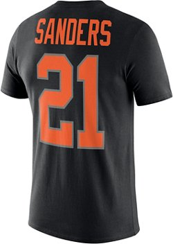 Nike Men's Oklahoma State University Barry Sanders 21 T-shirt