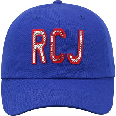 ce9060c01bc ... Top of the World Women s University of Kansas Glow District Ball Cap.  Kansas Jayhawks Headwear. Hover Click to enlarge