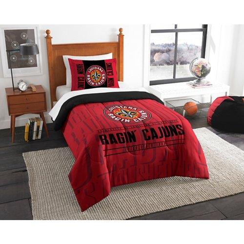 The Northwest Company University of Louisiana at Lafayette Twin-Size Comforter Set