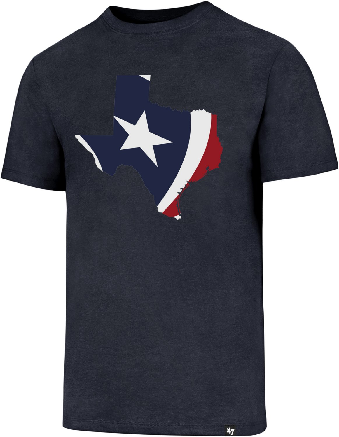Display product reviews for  47 Houston Texans State Logo Regional Club T- shirt 7329dd9a4