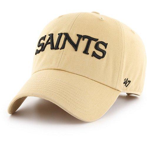 '47 New Orleans Saints Script Clean Up Cap