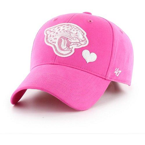 '47 Jacksonville Jaguars Girls' Sugar Sweet MVP Cap