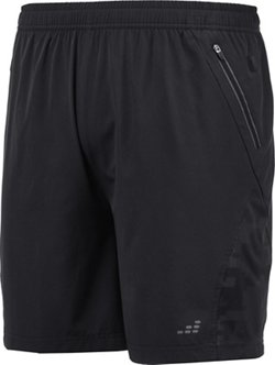 BCG Men's Reflective Running Shorts