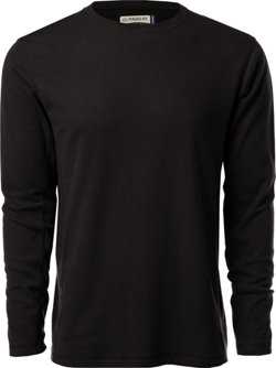 Magellan Outdoors Men's Base Camp Thermal Long Sleeve Crew Shirt