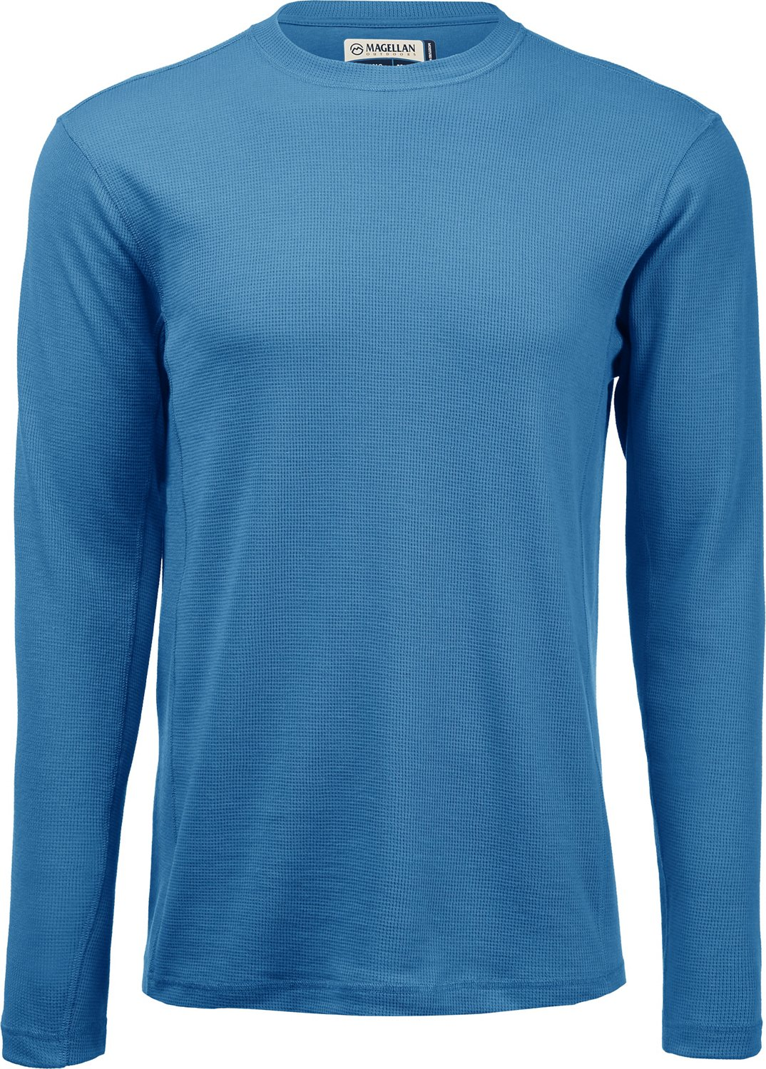 0a02616fed6e Display product reviews for Magellan Outdoors Men s Base Camp Thermal Long  Sleeve Crew Shirt