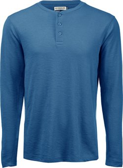 Men's Base Camp Thermal Long Sleeve Henley Shirt