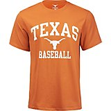 We Are Texas Men's University of Texas Baseball Arched T-shirt