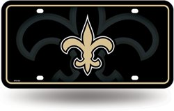 Tag Express New Orleans Saints Primary Logo Metal Tag