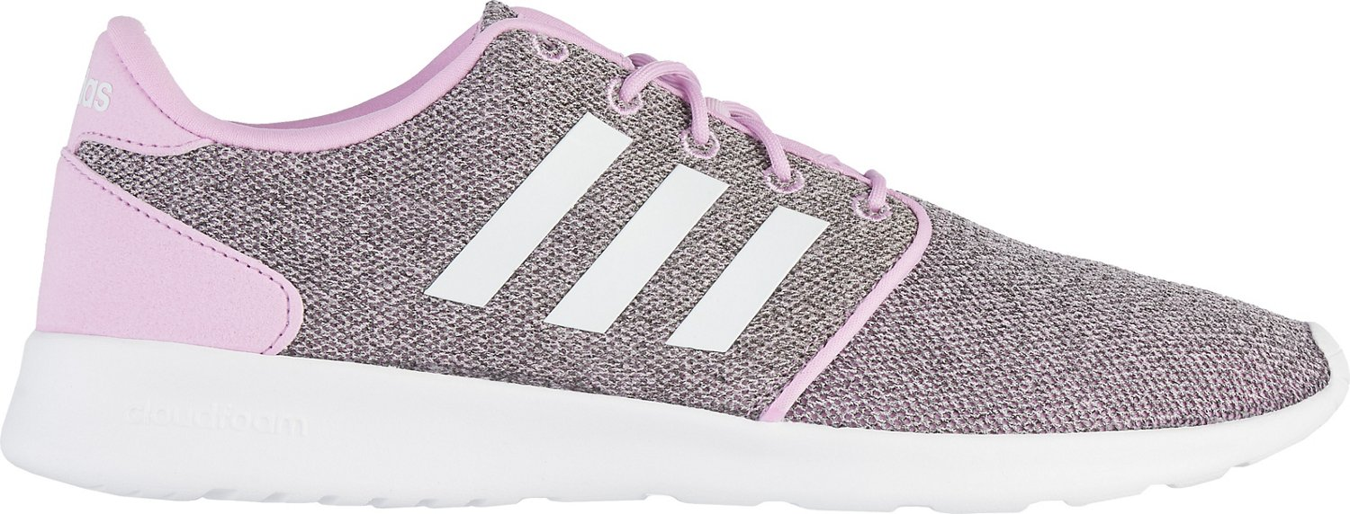 huge selection of f94ae 34654 adidas Womens cloudfoam QT Racer Running Shoes  Academy