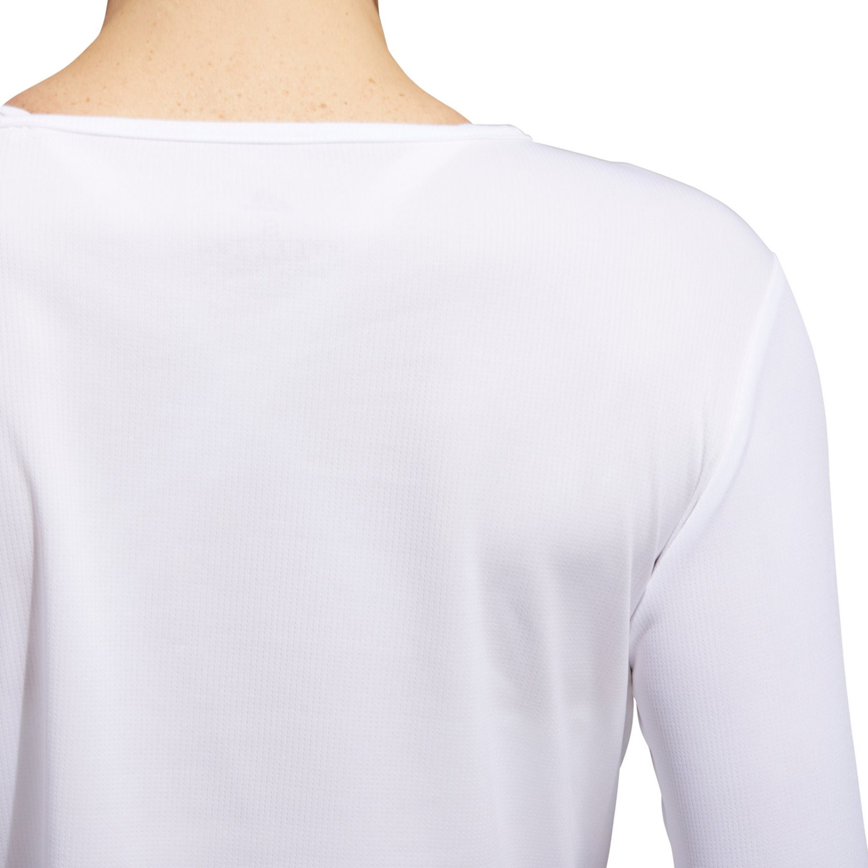 adidas Women's Response Long Sleeve Running T-shirt - view number 8