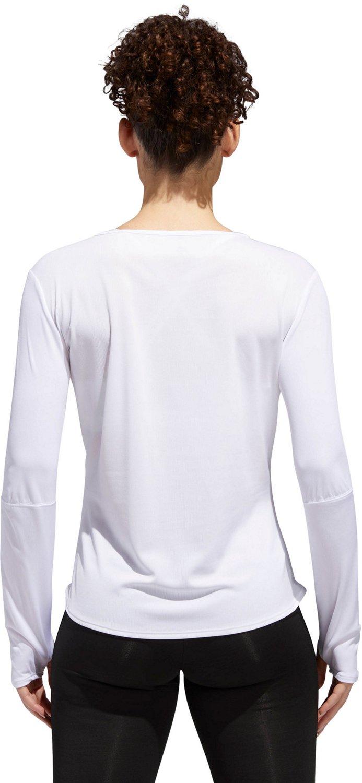 adidas Women's Response Long Sleeve Running T-shirt - view number 7