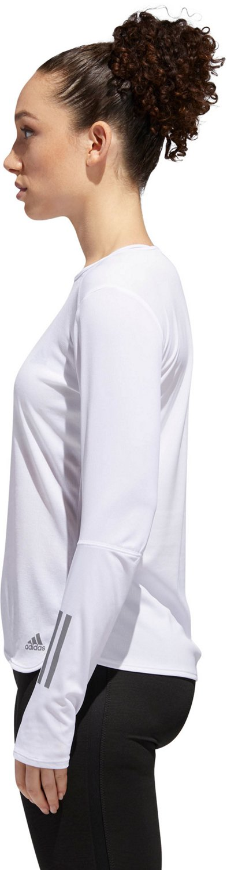 adidas Women's Response Long Sleeve Running T-shirt - view number 6
