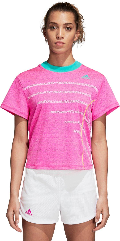 adidas Women's Seasonal Tennis T-shirt - view number 1